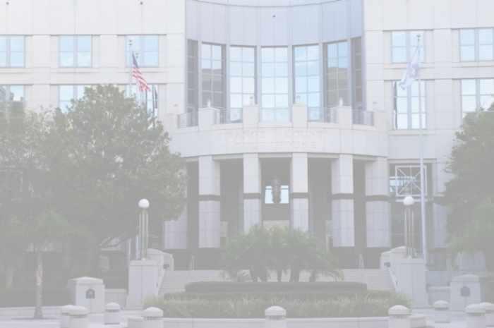 Orange County court house, Orlando Florida
