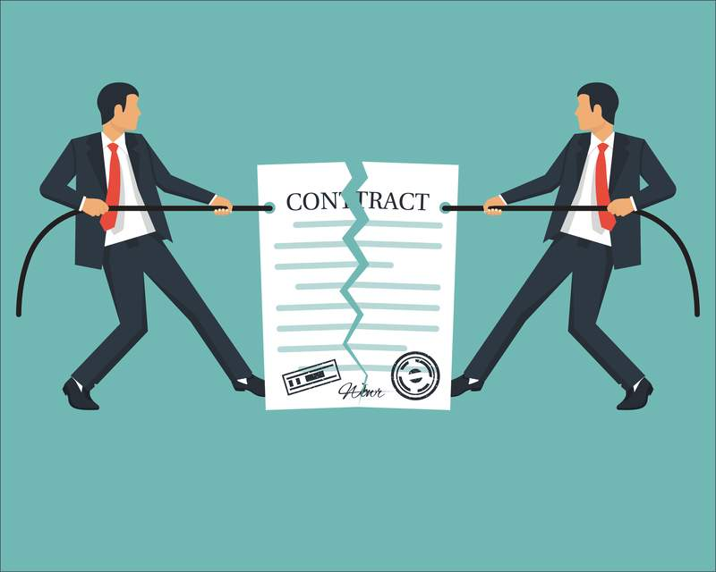 Nonperformance, Breach of Contract and Covid-19